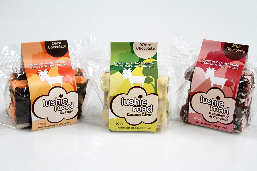 Lushie Road_3 Flavours 100g