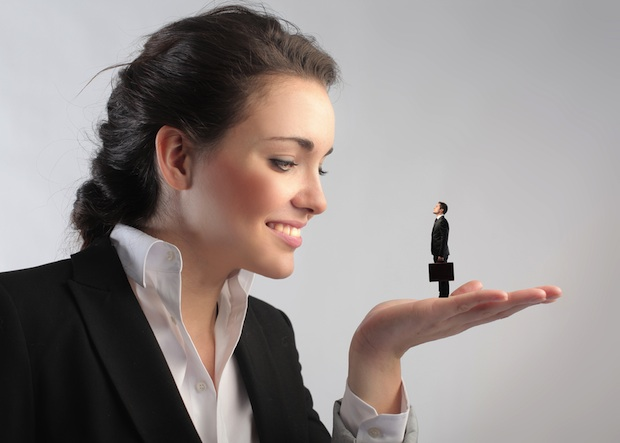 Women: Collaboration over Competition
