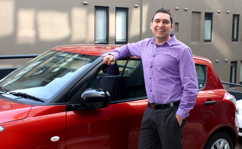 Drive My Car Rentals offering special deals for startups