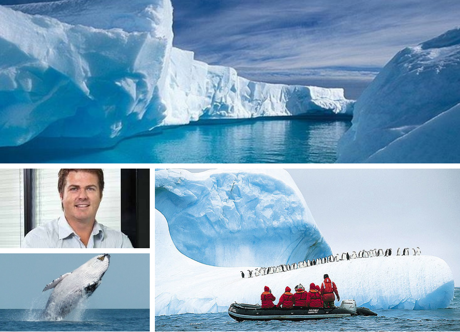 In January 2015, over 100 entrepreneurs from Australia will gather in Antarctica