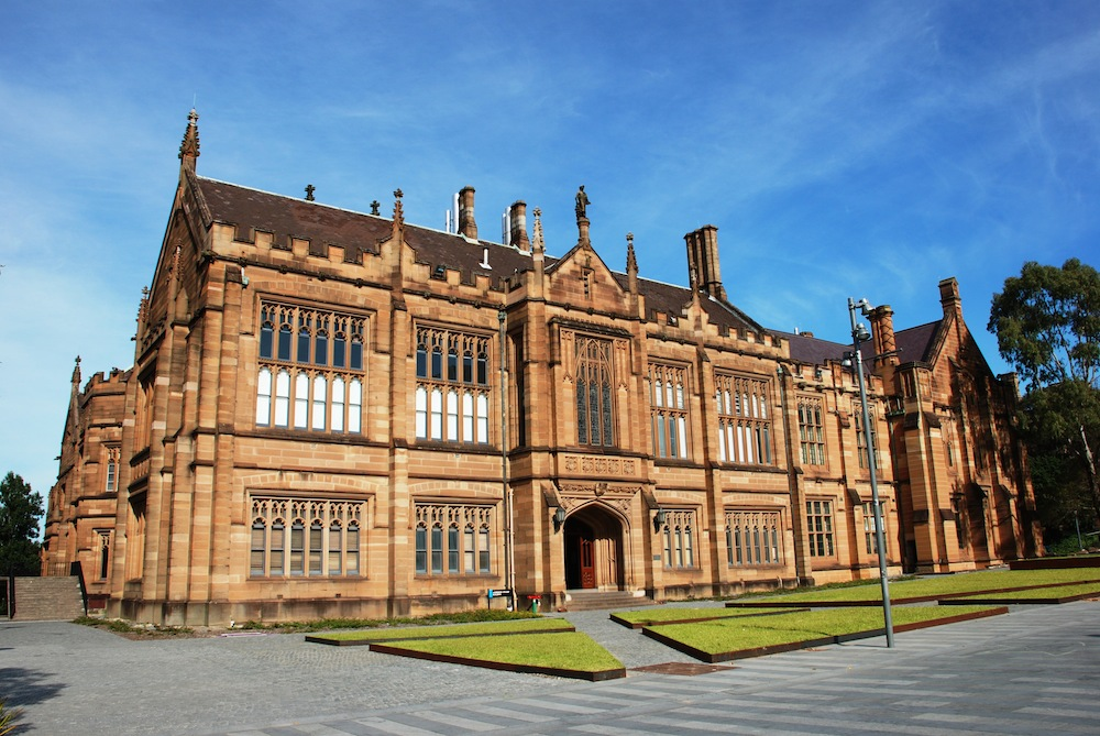 Geography technical university of sydney