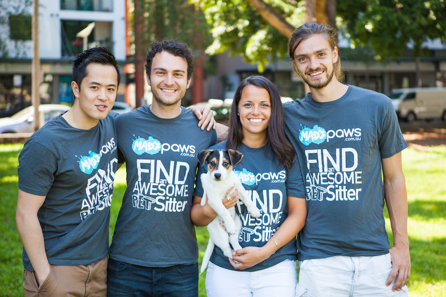 Pet services startup MadPaws raises $1.1 million in oversubscribed round
