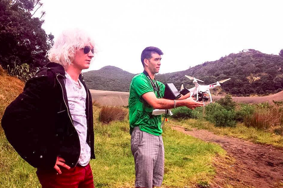 Auckland startup RealityVirtual.co is using drone technology to create new VR experiences