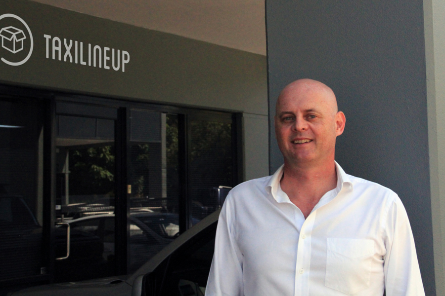 Taxi Lineup is the latest startup to enter the same day delivery space