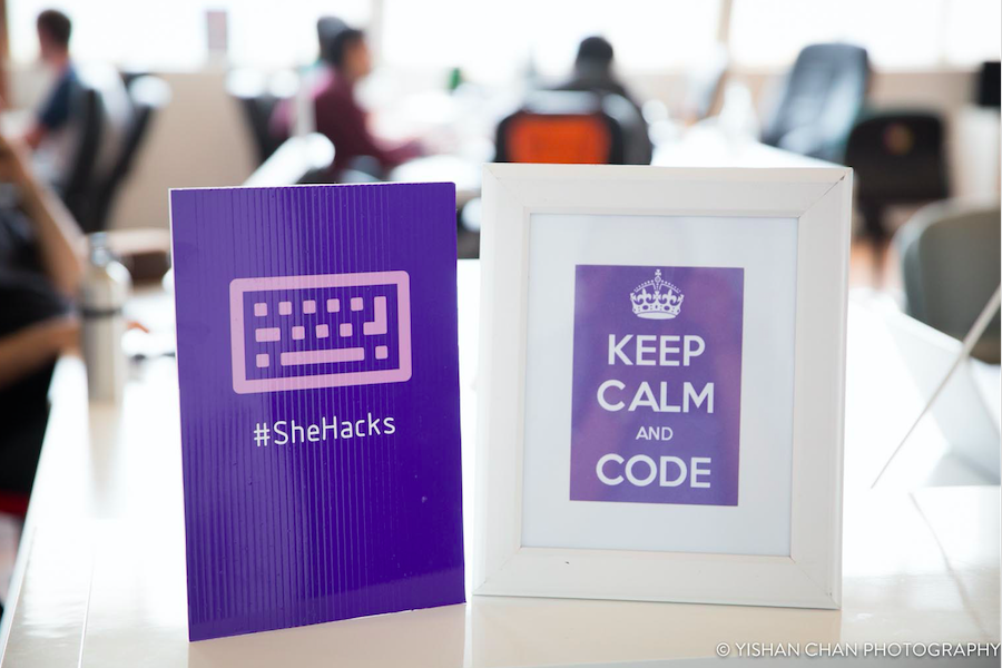 Girl Geek Academy's SheHacks and Fishburners' Female Founders Hackathon show future is bright for women in startups