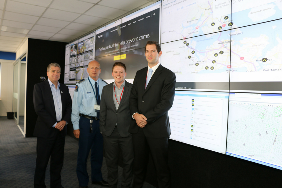 New Zealand crime-fighting startup Auror looks to reduce theft in local businesses