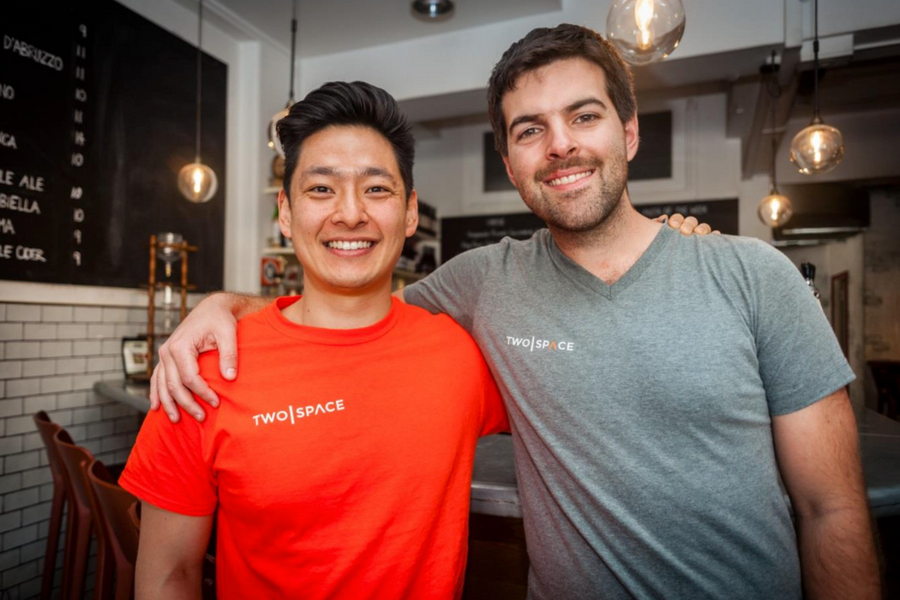Sydney's TwoSpace lets startups work from empty restaurants during their off hours