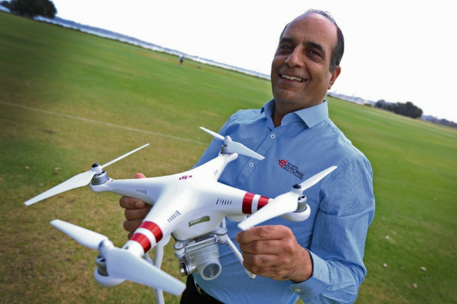 Global Drone Solutions is training drone pilots to cater for the growing industry