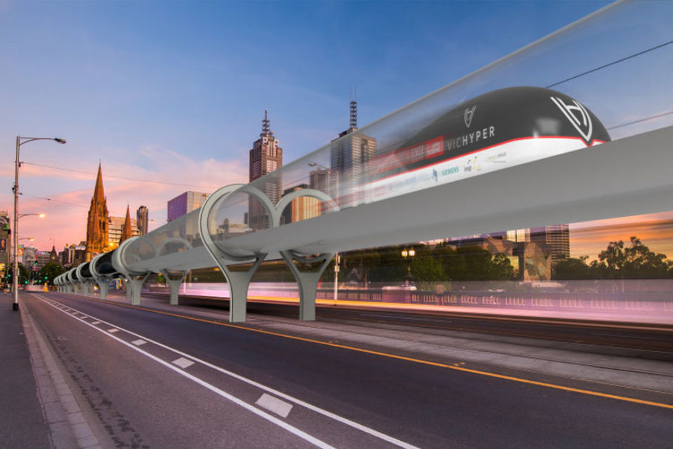 After competing in a global Hyperloop event, VicHyper will preview the future of transport at Pause 2017