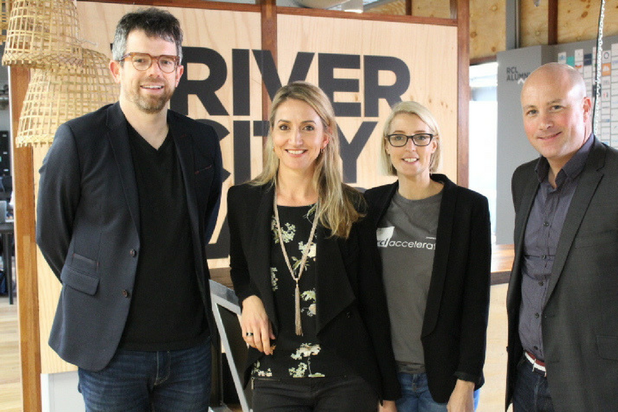 River City Labs appoints Shoes of Prey's Mike Knapp and entrepreneur Llew Jury as Entrepreneurs-in-Residence