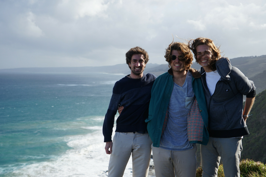 Melbourne startup Friend Theory helps travellers find friends of friends to meet around the world