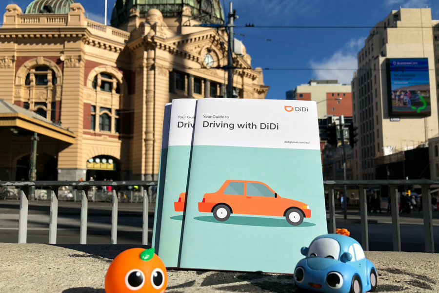 Chinese rideshare giant Didi Chuxing to launch Didi Express service in Melbourne