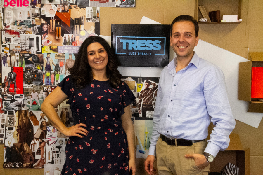 Sydney startup Just Tress It is a shopping concierge service shipping items Australians can't buy