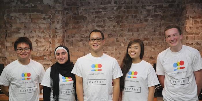 The CrowdSourceHire team