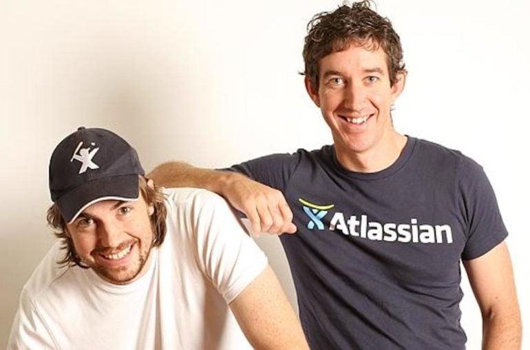 Atlassian, Mike Cannon-Brookes, Scott Farquhar