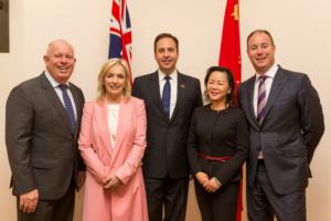 Australia Post & Alibaba
