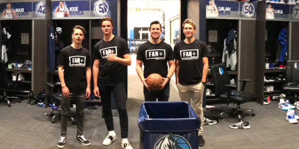 Australian sport tech startup FAN+ wins fans in US