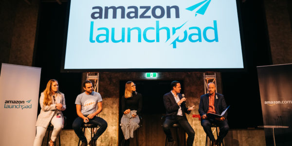 80 photos of Amazon Launchpad's arrival in Australia