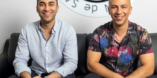 How their father's illness inspired two brothers to create the multi-million startup Maison de Sabre