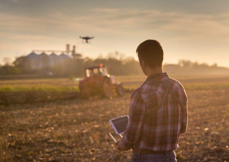 Drone, farm, agriculture, agtech
