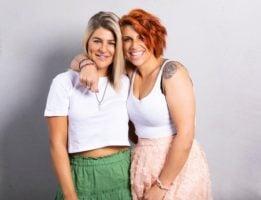 Big Sister Experience Kristz & Bianca Sciessere