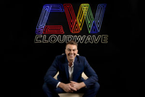 Mike Powrie, founder, CloudWave
