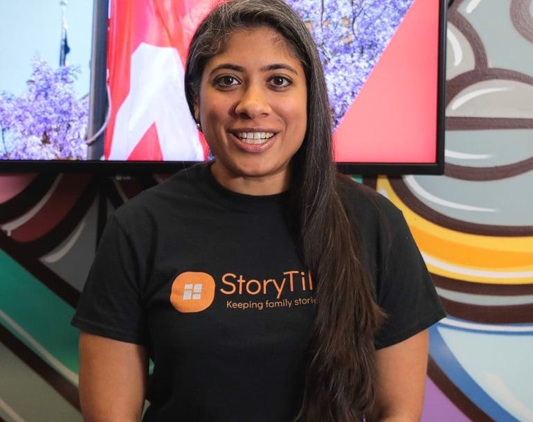 StoryTiling, Aliaa Remtilla