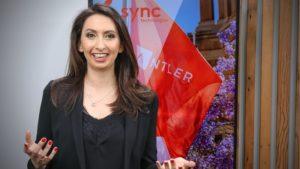 Sync Technologies CEO Carolina Dreifuss
