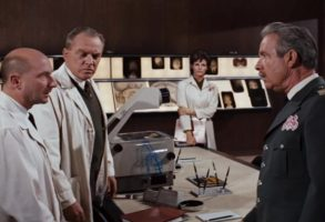 Fantastic Voyage, sci-fi, Donald Pleasance