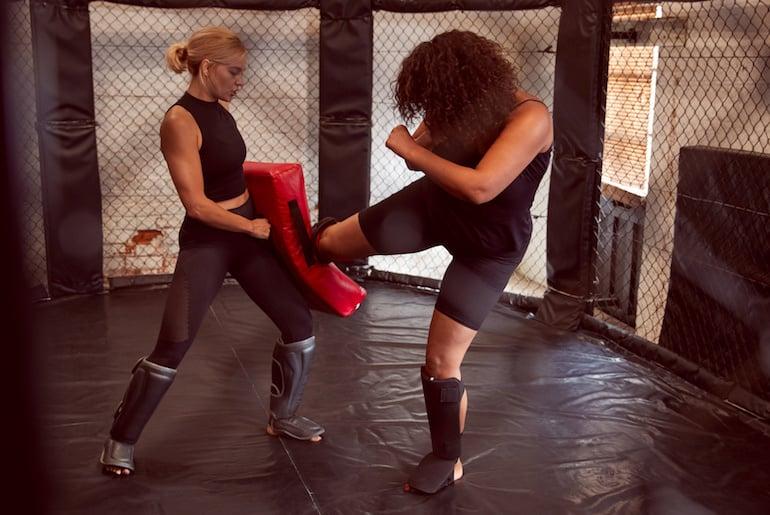 Mixed Martial Arts, training