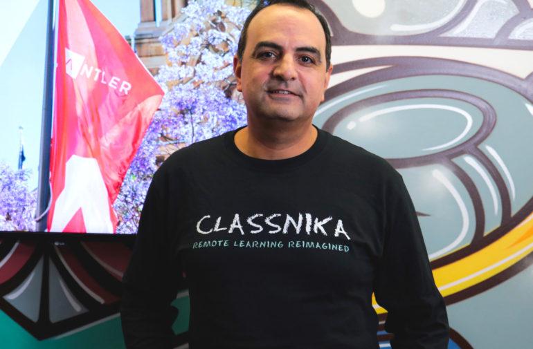 Classnika, Ramtin Shams