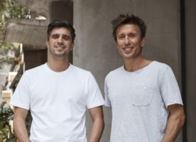 Afterpay, Nick Molnar, Anthony Eisen