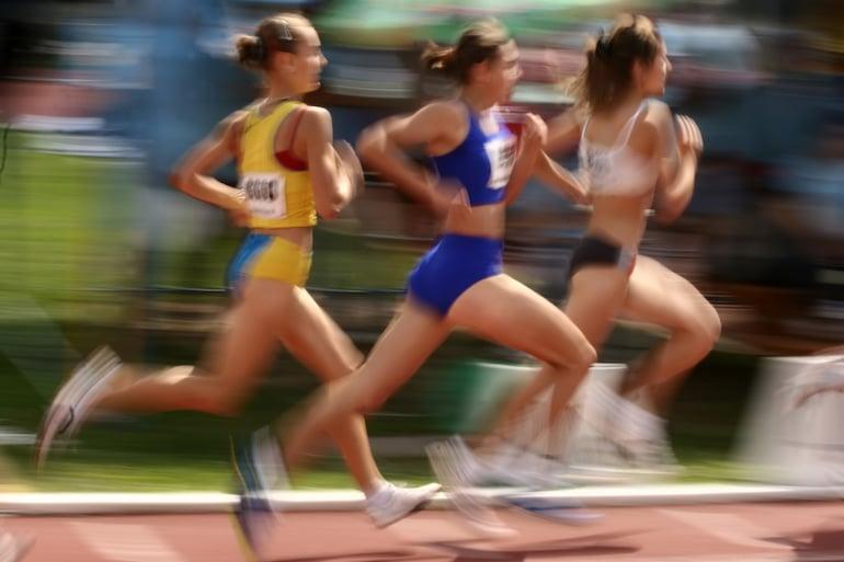 race, running