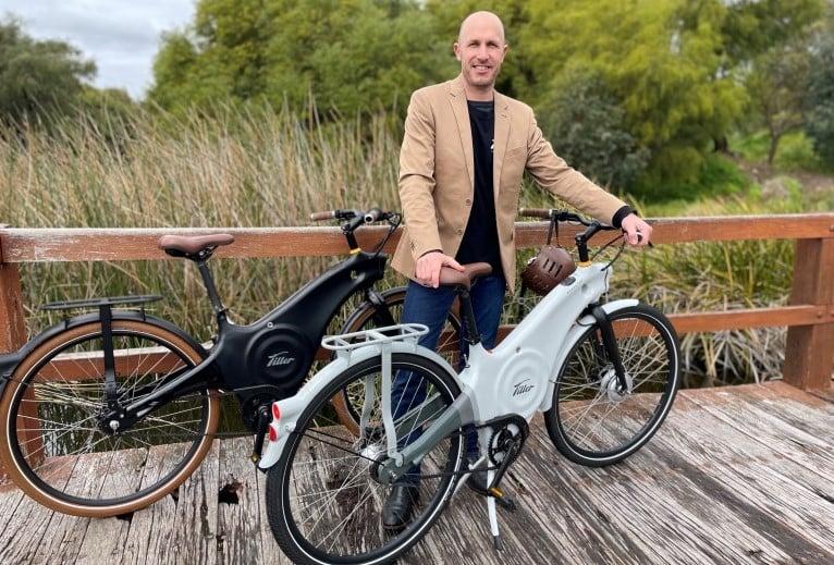 Tiller Rides, Julian Ilich